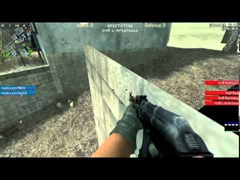 CoD4 ProMod: VnR vs DvG Game 2