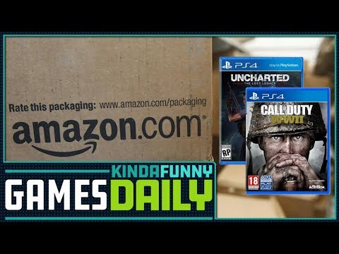 Amazon Prime's Gaming Deal Changes - Kinda Funny Games Daily 08.16.17