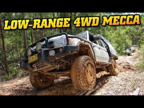 LOW-RANGE 4WD MECCA • Muddy, sloppy, gnarly!!