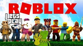 Lets play roblox pt 3