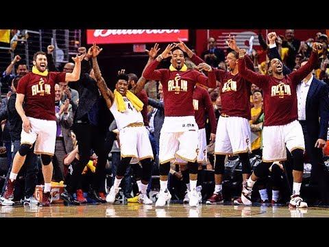 Best NBA Bench Reactions (2017-18 Season)