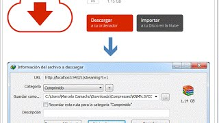 تحميل ملفات Mega باستعمال أنترنت داونلود مانجر