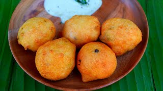 Bonda in tamil | Evening Snacks in tamil | Mysore Bonda