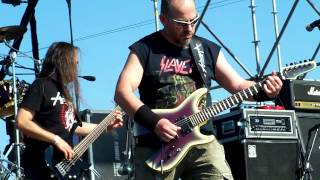 Acid Death - Hall Of Mirrors (NEW SONG live @ Total Metal Festival 2014)