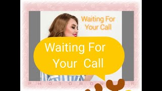 Waiting For Your Call -Line da…