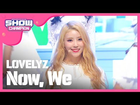 Show Champion EP.228 LOVELYZ - Now, We
