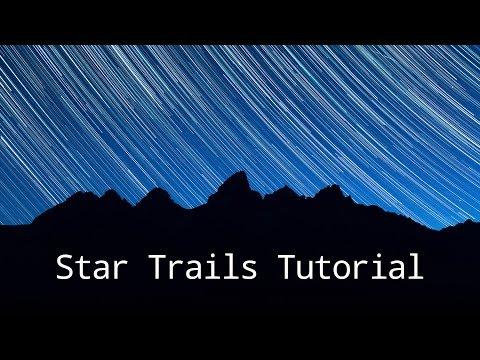 Star Trails - Photoshop Tutorial