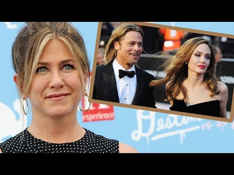 People Won't Stop Bringing Jennifer Aniston's Name Into Brad Pitt and Angelina Jolie's Divorce