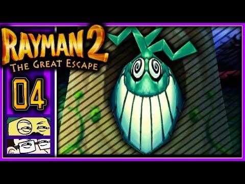 [Die Zuflucht von Wasser und Eis] - Moggy & Jonny lieben Rayman 2 - #4