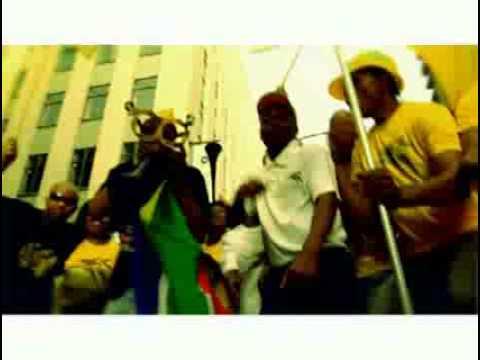 DJ Sbu - Vuvuzela Bafana (Full version)