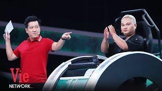 Trường Giang Cạn Lời Trước Thánh Bựa Vinh Râu FAPTV Trong Nhanh Như Chớp Mùa 2 | Vietalents Official