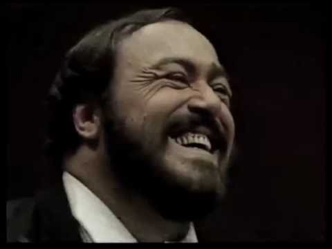 LUCIANO PAVAROTTI - LIVE FROM LINCOLN CENTER - 04/04/1983