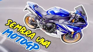 NUOVI SCARICHI PER LA MIA MOTO (Sound + Motovlog Yamaha R1)