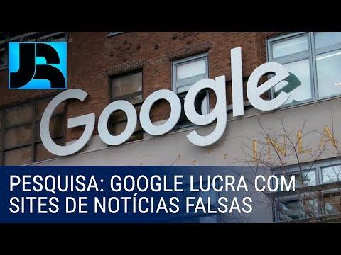 Pesquisa Aponta Que Google Lucra Com Sites De Notícias Falsas