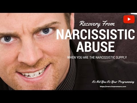 Narcissistic Abuse Recovery---When You Are the Narcissistic Supply