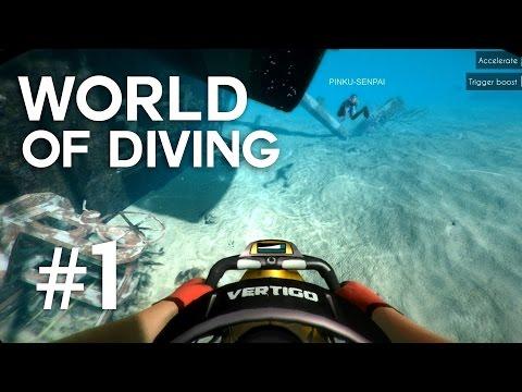 World of Diving | Max pe sub apa | Episodul 1