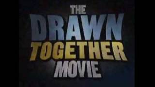 The DRAWN TOGETHER MOVIE: THE MOVIE! teaser trailer