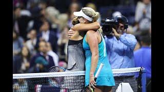 2017 US Open: Madison Keys vs. CoCo Vandeweghe Match Highlights