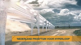 'Haal de hyperloop naar Nederland' - Z TODAY