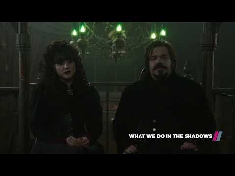 What We Do In The Shadows S1  | Trailer | Comedy Series On Showmax