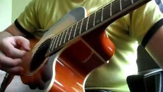 Гимн РФ на гитаре