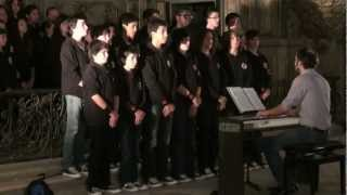 Les C4 - Go tell it to the mountain - Chorale - basse