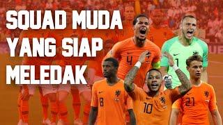 Belanda Bangkit Lagi! Prediksi Starting Line Up Belanda di Euro 2021