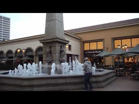 A Visit to Fashion Island in Newport Beach California
