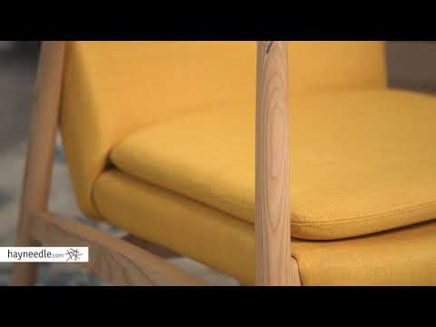 Kardiel Copenhagen 45 Mid-Century Modern Arm Chair - Product Review Video
