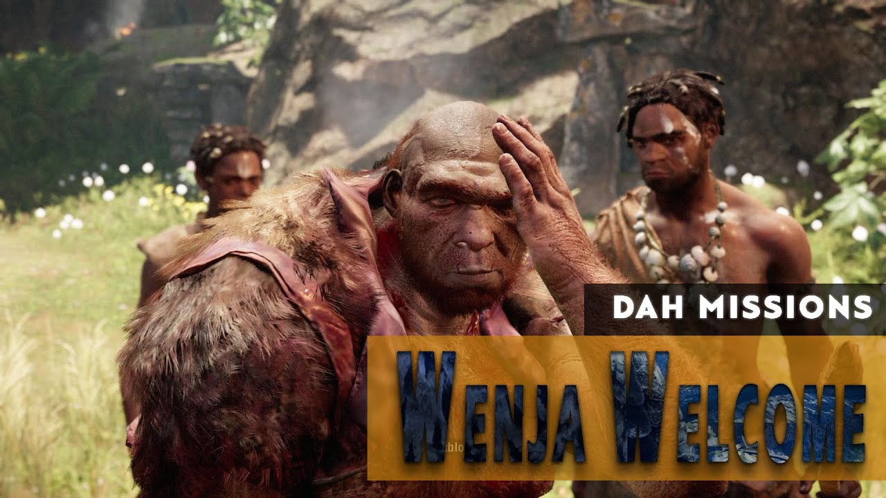 Far Cry Primal Dah Of The Udam Mission 1 Wenja Welcome Youtube