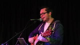 "Jamison Jones: ""Take it Easy"" by The Eagles (acoustic cover) - Live in Grand Blanc, MI"