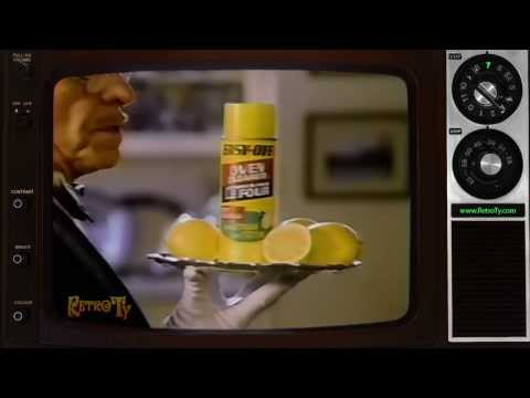 1986 - Easy Off Oven Cleaner with Lemon