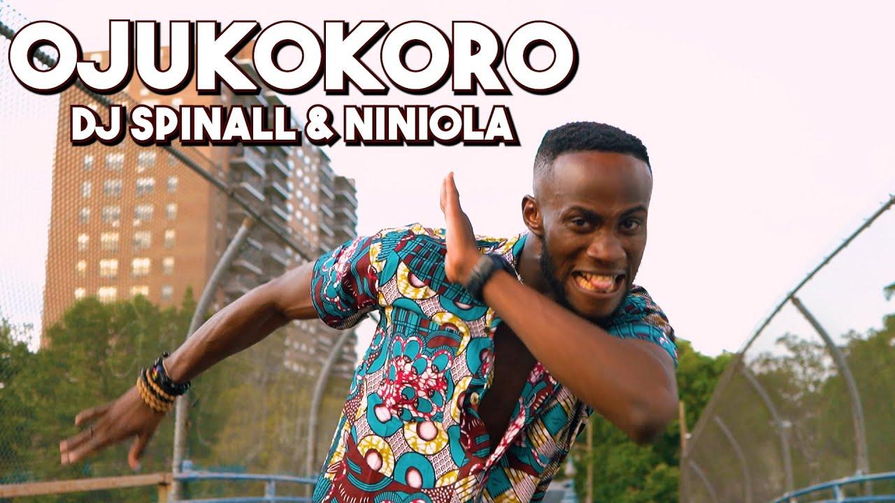Download DJ Spinall - Ojukokoro ft. Niniola (Official Video) | Meka Oku Afro Dance Choreography