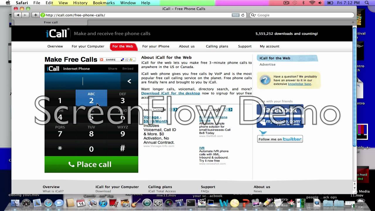 How to prank call your friends online for free