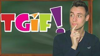 Expression anglaise: TGIF ça veut dire quoi ?