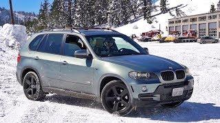 BMW X5 По Цене Приоры | Дрифт, Оффроуд и Жогово