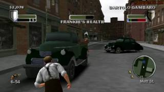 The Godfather: Mob Wars - PSP - #03. The Don Is Dead