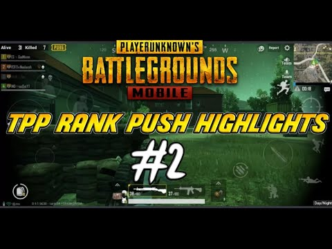 TPP RANK PUSH || HIGHLIGHTS#2 || CONQUEROR IN 4 DAYS