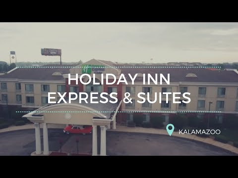 Hotel Review: Holiday Inn Express & Suites In Kalamazoo, Mi