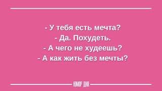С юмором о ДИЕТЕ | Смешные высказывания - ЮМОР ДНЯ