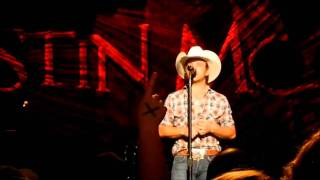 Justin Moore - Awesome Performance Of Outlaws Like Me