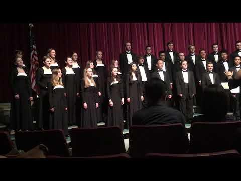 Joyful, Joyful We Adore Thee - Maddie Rogers w/ Niskayuna Chorale