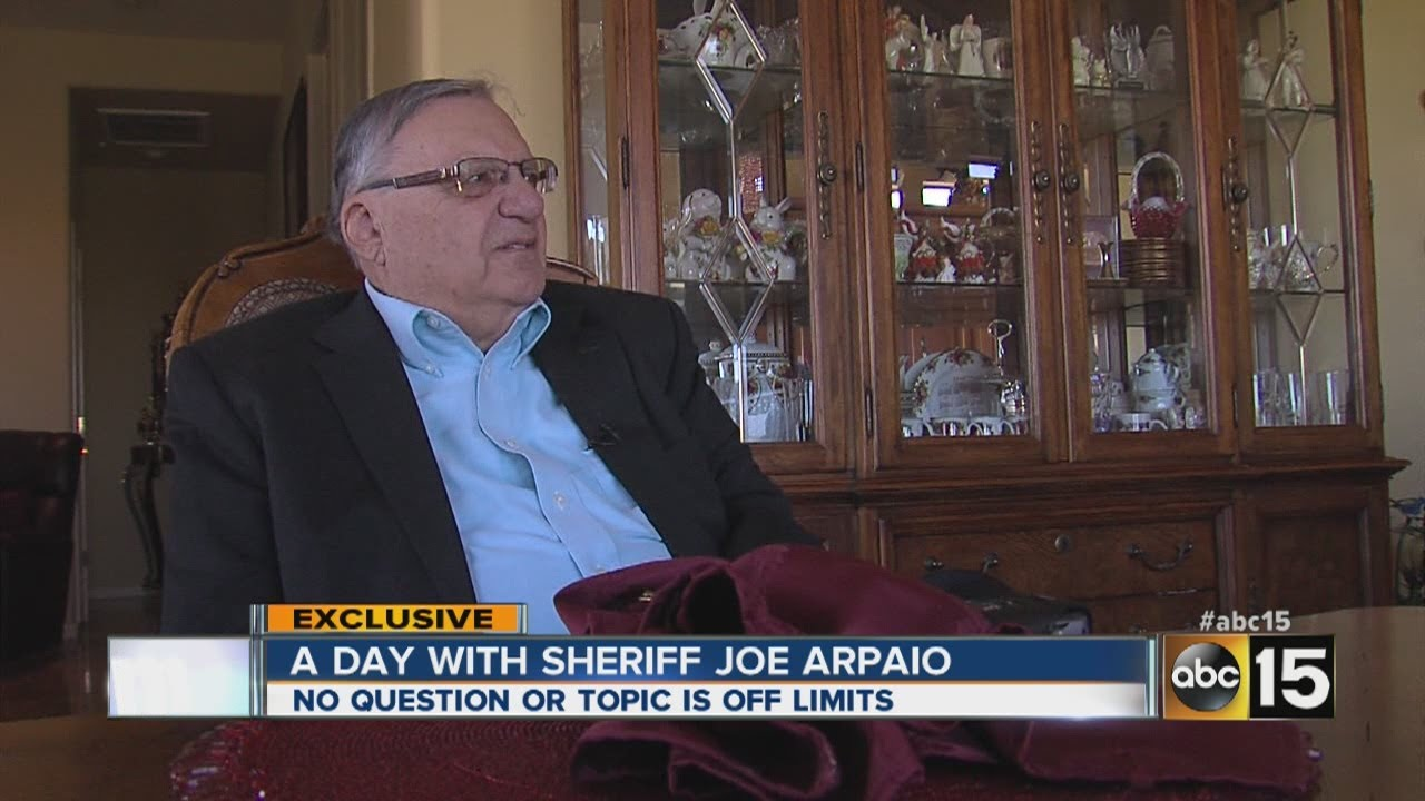 A day in the life of maricopa county sheriff joe arpaio youtube a day in the life of maricopa county sheriff joe arpaio xflitez Gallery