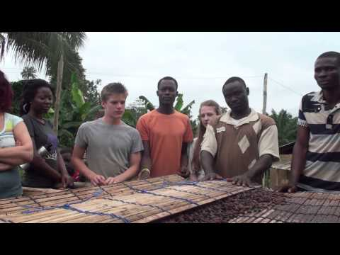 Ghana Cocoa production project by Weydon School