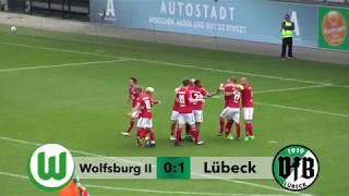 Highlights VfL Wolfsburg II vs. VfB Lübeck | RL-Nord 17/18 | VfB Lübeck v. 1919 e.V.