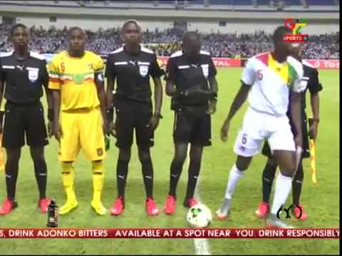 MALI 0 VS 0 GUINEA - full match 24/05/2017 Africa Cup U17
