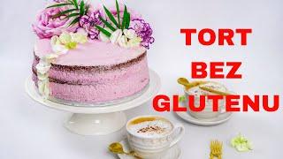 Tort bezglutenowy z kwiatami | TEGO SIĘ NIE SPODZIEWAŁAM | Ugotowani.tv HD