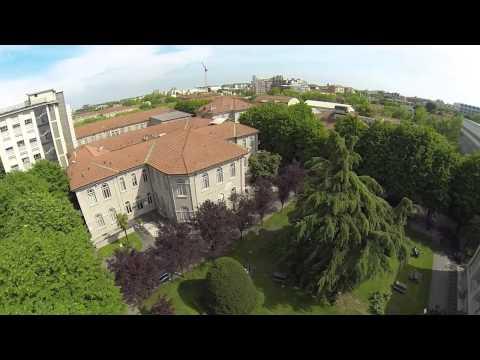 Politecnico di Milano, Italy [Aerial view - Drone]