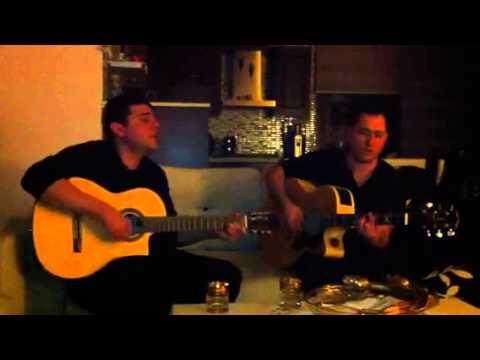 Gözlerinde Sabah-Ahmet -Halil (akustik )