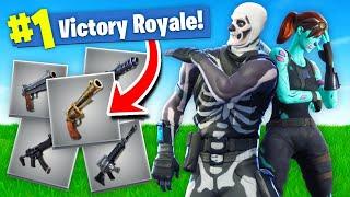 The *WORST* GUNS In Fortnite Battle Royale!